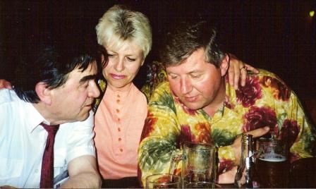 Konni, Bettý og Pétur P.