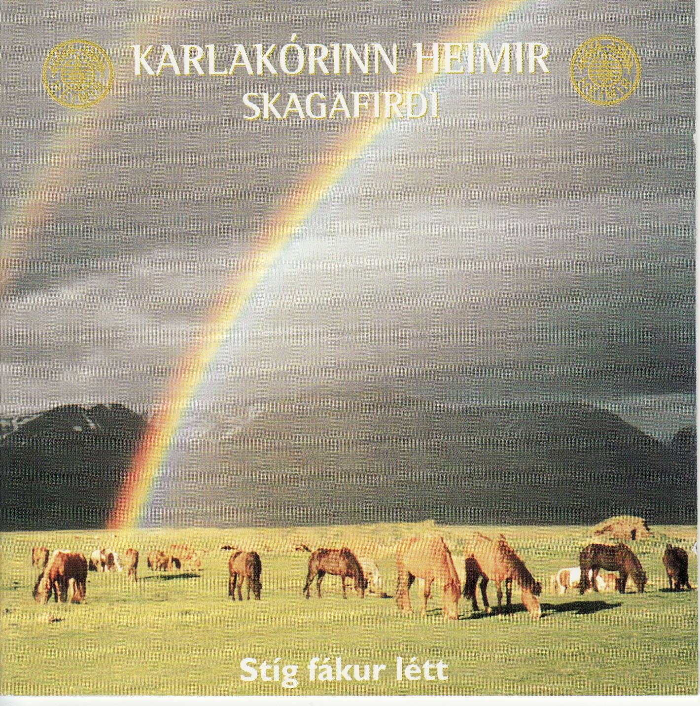 Stíg fákur létt_2001_framhlið