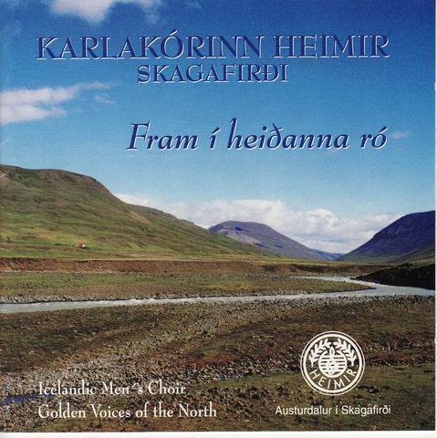 Fram í heiðanna ró_1998_framhlið
