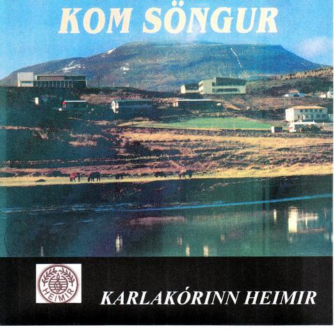 Kom söngur_1983_framhlið