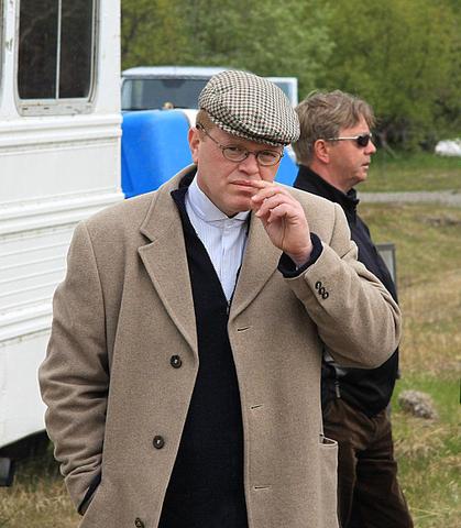 Arnar og Guðmundur Ragnars