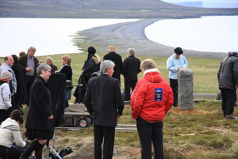 Einar og Friðrik Þór ræða málin