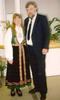 Sven Arne og lagskona hans